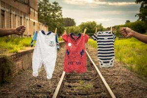 rabljena oblačila za dojenčke